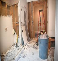 Green Guys Junk Removal provides light demolition in marietta ga